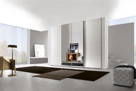armadio scorrevole specchio armadio scorrevole con ante in legno vetro e specchio