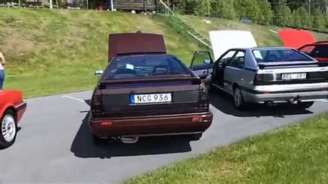 Audi Coupe Club by Audi Coup 233 Quattro Gt Typ 81 85 S2 Treffen Meeting