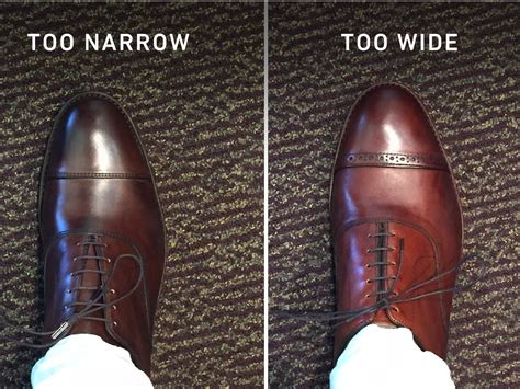 6 tell tale signs your dress shoes don t fit correctly