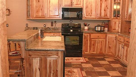 rustic cherry kitchen cabinets knotty hickory kitchen cabinets oak knotty alder