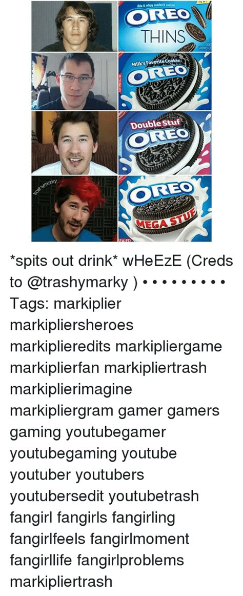 Oreo Thins Crispy Cookies 25 best memes about spits out drink spits out drink memes