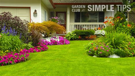 Easy Landscaping Ideas For Beginners Get More Bang For Your Buck Plant Flowers Now That Bloom