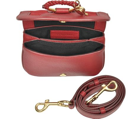 Hl 010 Jala Gold see by chlo 233 hana velvet leather suede small crossbody bag at forzieri