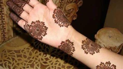 simple henna design youtube mehndi design for hands easy youtube inspiration cuonun com