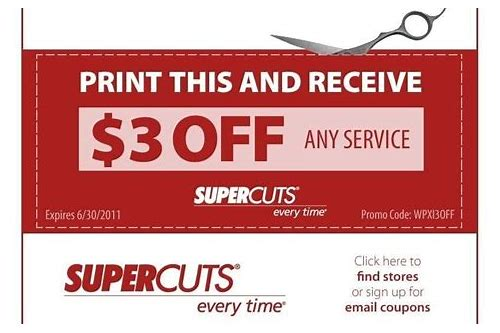 best cut coupons printable