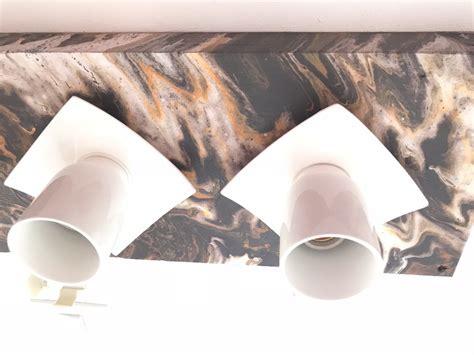 lampara de techo tazas  cocina comedor moderna