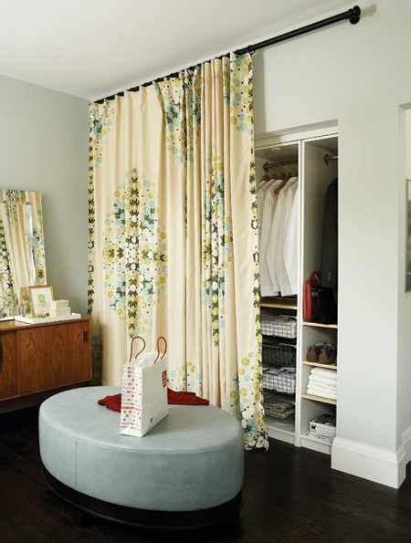 fabric closet doors fabric closet door decorating ideas