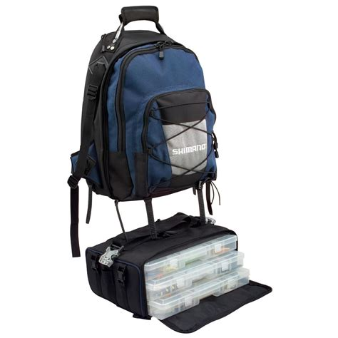 Bag Borrow Or Store Dont You Just The Idea by Shimano 174 Blackmoon Deluxe Fishing Backpack 98926