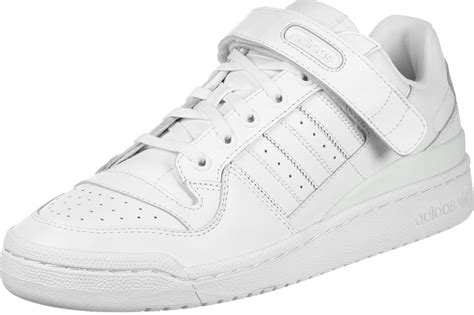 adidas forum lo refined shoes white