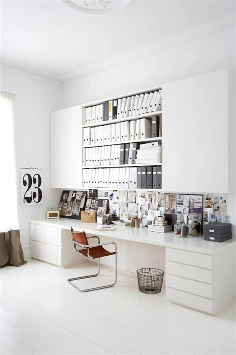 home inspiration 30 inspirational home office desks