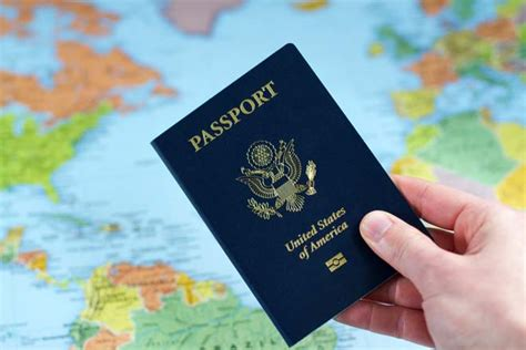 picture of a passport book passport book vs passport card difference and comparison