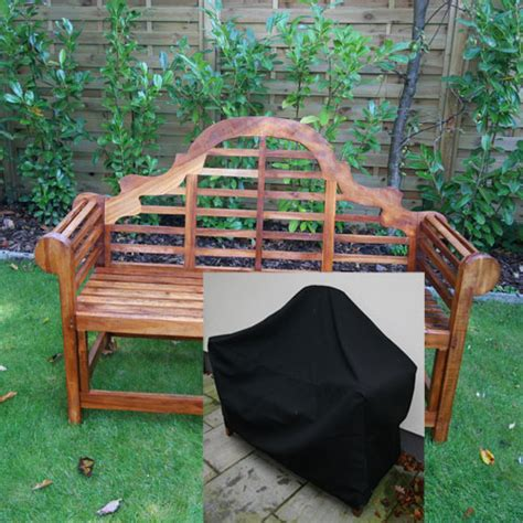 cover for garden bench kover it lutyens garden bench cover sunbrella plus