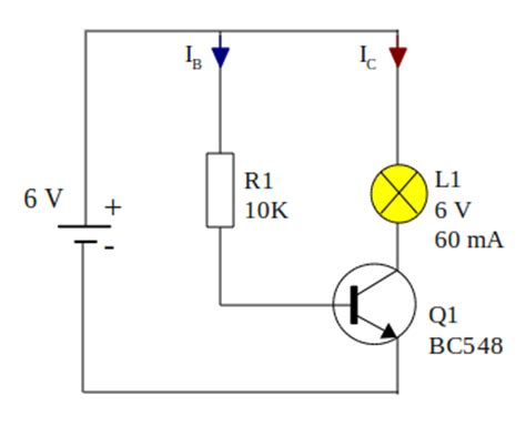transistor npn gain gain transistor electrostudy