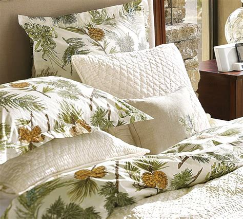 pine cone bedding trendspotting pine cone chic yesterday on tuesday