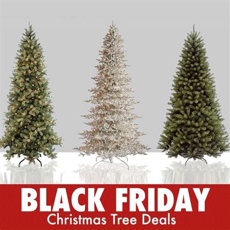 free black friday artificial christmas tree deals - Black Artificial Christmas Tree