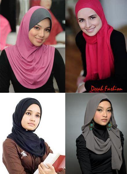 Tren Jilbab ara fashion