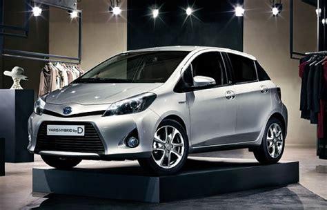 Toyota Al Yaris Hybrid By D Un Auto Al Femminile Vendiauto