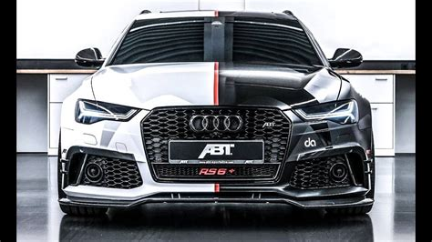 New Audi Rs6 2018 by New 2018 Audi Rs6 Project Abt Audi Tuning 2018