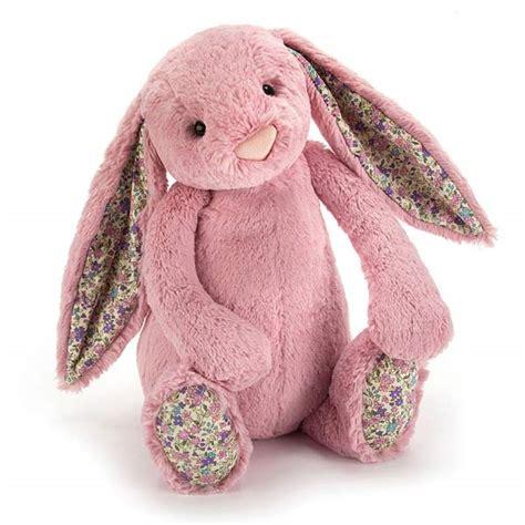 Jelly Cat Large Bashful Pink Bunny jellycat blossom tulip bunny large 163 22 95