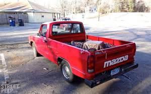 the peep 1984 mazda b2000