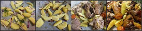 come cucinare la faraona faraona al forno con patate e la sua cucina