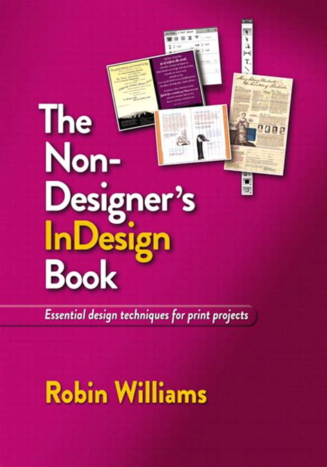 the non designers design book non designer s indesign book the peachpit