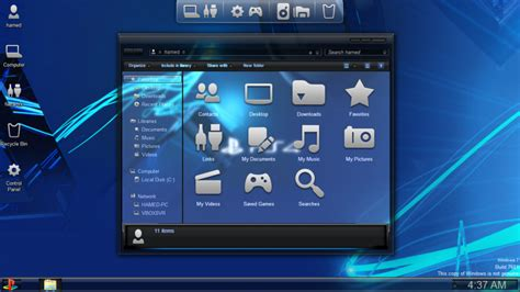 ps4 themes apple skinpack customize your digital world skinpack
