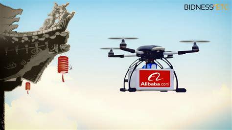 alibaba drone empresas noticias