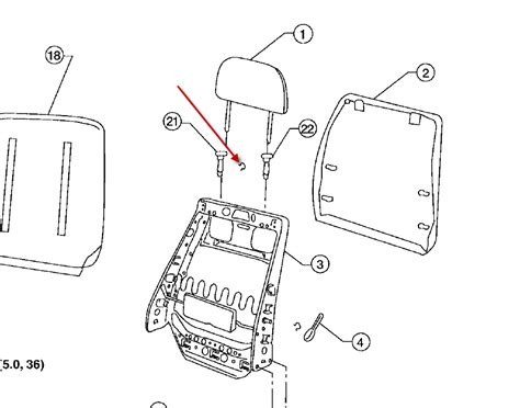 how to remove head rest on a 1985 buick skylark service manual how to remove 2011 nissan maxima headrest service manual how to remove front