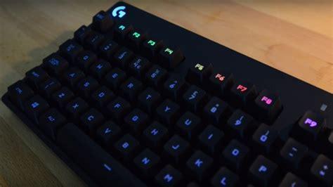 Keyboard Gaming Logitech G810 Spectrum Second logitech spotlight news pcgamesn