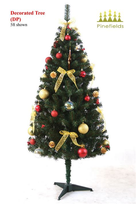 china christmas tree decorated tree china christmas