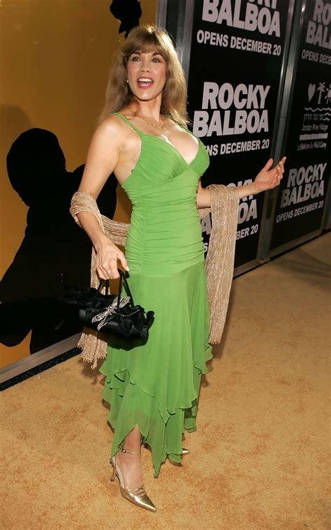 barbi benton 2014 barbi benton in premiere of mgm s quot rocky balboa