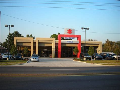 Suzuki Dealership Phone Number Bryan Suzuki Inc Car Dealers 8305 Airline Dr