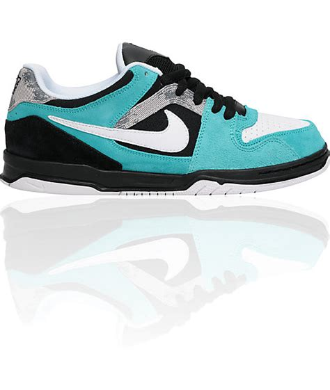 Nike Air Zoom 6 0 nike 6 0 air zoom oncore retro black turquoise shoes