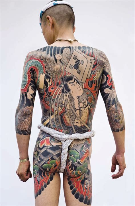 japanese art tattoo the world s best tattoos just might be centuries