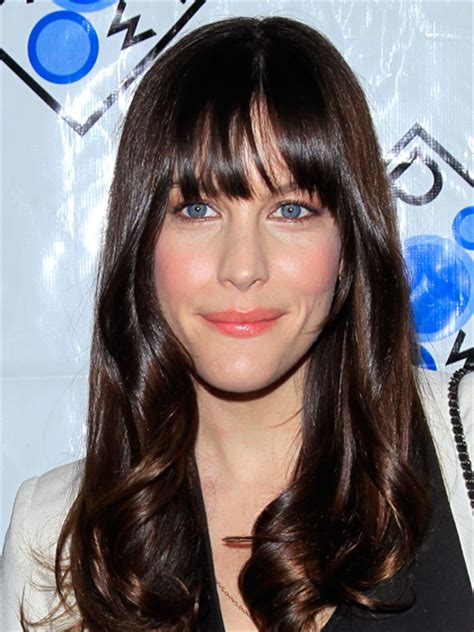 liv tyler hairstyles for narrow face shapes how to find the perfect hairstyle ideas for curly hair