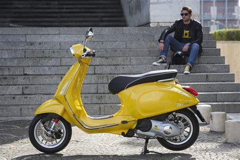 Modifikasi Vespa Strada by New Vespa Sprint Cd Scooters