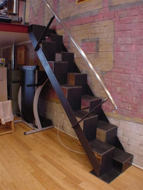 Access Stairs Design Steep Space Saving Stairs Lapeyre Loft Access Project Edgecliffe Pinterest Awesome