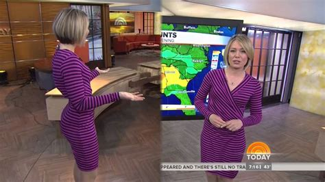 Well **** She Can Predict my weather! Dylan Dreyer (Today