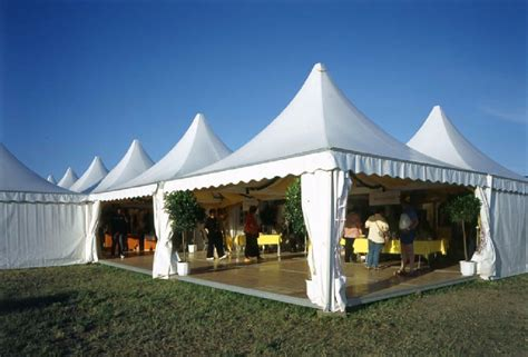 Tenda Stand Pameran Tents Manufacturers Gauteng