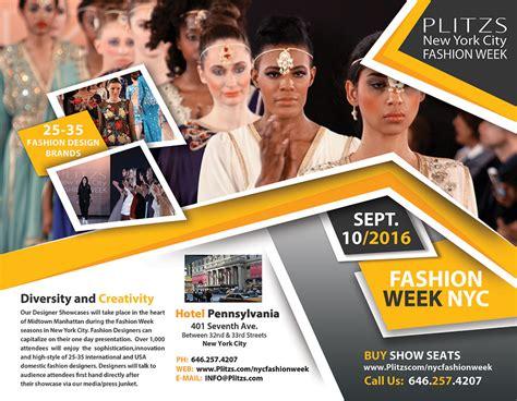 Nyc Fashion Week by Home Page Plitzs New York City Fashion Week