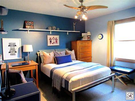 model kamar tidur anak laki laki model rumah modern