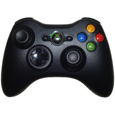 Microsoft Xbox 360 Controller microsoft xbox 360 wireless controller black