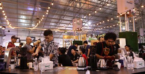 jakarta coffee week  puncak perayaan pesta kopi seindonesia majalah otten coffee