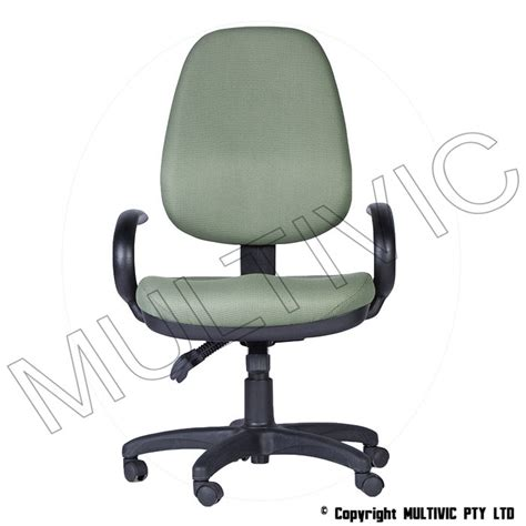 Razor Chair by Razor 337 High Back With 880 Fixed Arms Executive
