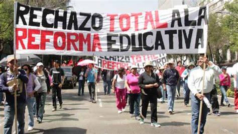 imagenes reforma educativa se 191 impone la cnte sentido com 250 n