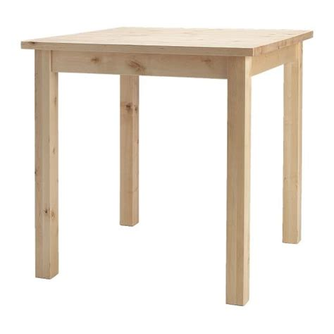 Ikea Wooden Kitchen Table Norden Table Ikea