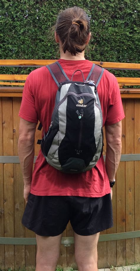 Deuter Race X By Endemik choosing a running backpack a few tips and the deuter