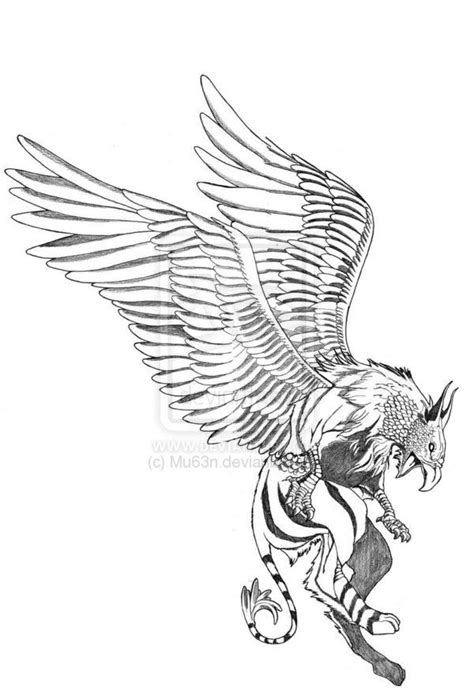 gryphon tattoo designs 49 best griffin memorial images on