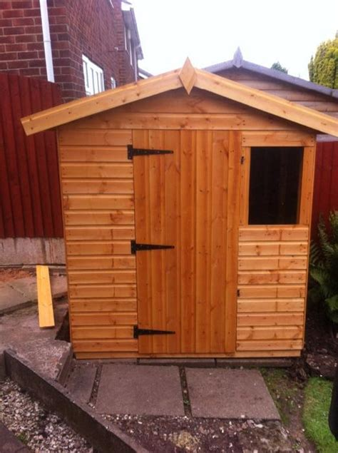 Garden Sheds Used by Garden Sheds And Summer Houses Made To Order Any Size Or
